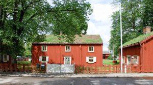 Alvesta Riksdagsmannagården lilla turistbyrån